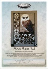 Block Barn Owl