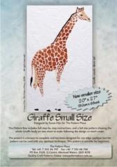 Giraffe - Smaller Size