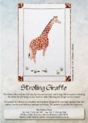 Strolling Giraffe